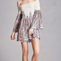 Patrons of Peace Ornate Romper