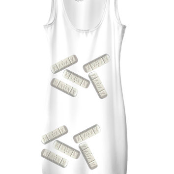 TRILL PILL SIMPLE DRESS
