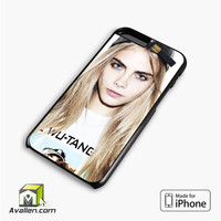 Cara Delevingne Fashion Model Star iPhone 6 plus Case Cover by Avallen