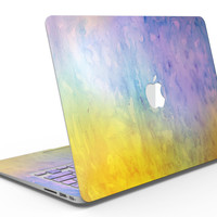 Washed 42083 Absorbed Watercolor Texture - MacBook Air Skin Kit