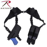 Ambidextrous Shoulder Holster