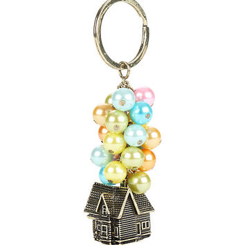 Disney Up House Balloon Key Chain