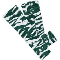 Digital ripped green and white camo arm sleeve