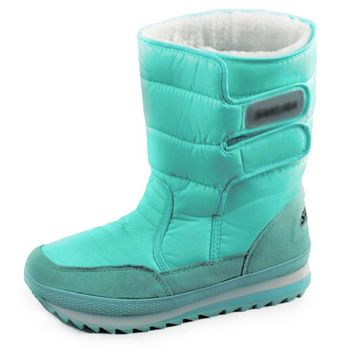 2017 Winter Women's Boots Shoes Snow Shoes Colorful Winter Warm Waterproof Boots Cotto