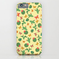 Cactus iphone case, smartphone
