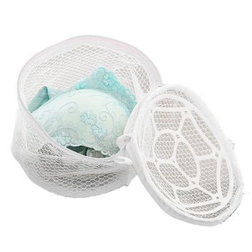lingerie delicates laundry bag Delicate Convenient Bra Lingerie Wash Laundry Bags Home Using Clothes Washing Net Hot Selling