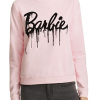Barbie CANUBIE Graphic Sweatshirt