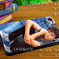 Zac Efron New Year's Eve For iphone 4 iphone 5 samsung galaxy s4 / s3 / s2 Case Or Cover Phone.