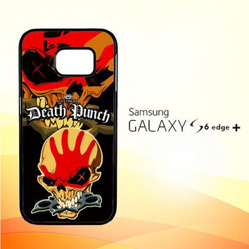 five finger death punch Z3324 Samsung Galaxy S6 Edge Plus Case