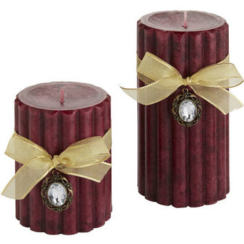 Sugar Plum Candles