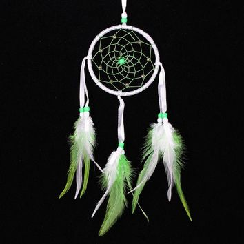 DCCKJ6E Indian Feather Dream Catcher [9613384527]