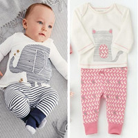 Kids Boys Girls Baby Clothing Toddler Bodysuits Products For Children = 4451407812