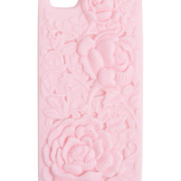 Floral Embossed iPhone 5 Case | Wet Seal