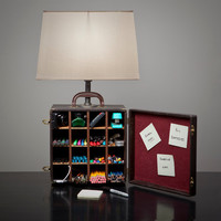 $250.00 A Box Lamp has your Storage & Organization Needs by BlinkLab