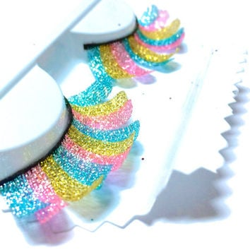 RAINBOW STAR Fairy Paper Lashes