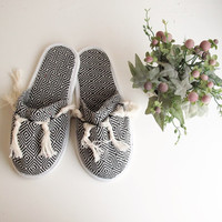 FREE SHIPPING Bath Slippers Massage Slippers for Women Sauna Slippers Spa Slippers Christmas Gift for Her