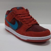 Permanent Vacation Skate & Surf Shop   Nike Dunk Low SB Red/Snake