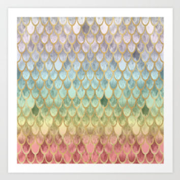Mermaids Collection By ArtLovePassion | Society6