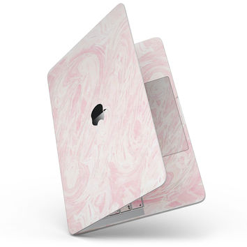 "Pink Slate Marble Surface V43 - 13"" MacBook Pro without Touch Bar Skin Kit"