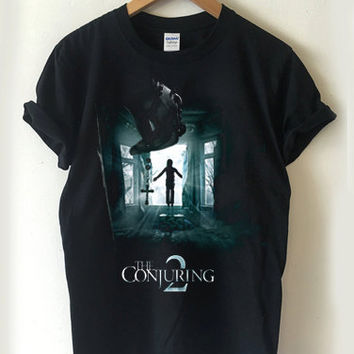 The Conjuring 2 T-shirt Men, Women Youth and Toddler