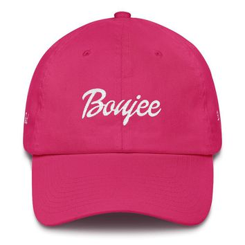 Bad And Boujee Strapback Dad Hat