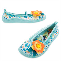 Anna and Elsa Swim Shoes for Kids