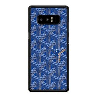 Goyard Blue Samsung Galaxy Note 8 Case