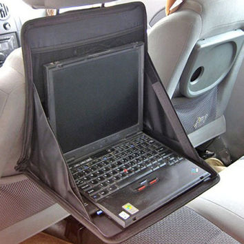 Car Folding Laptop Holder