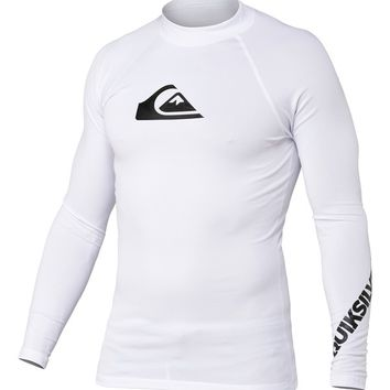Quiksilver - All Time LS Rashguard