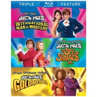 Austin Powers Collection: International Man Of Mystery / The Spy Who Shagged Me / Goldmember (Blu-ray) (Widescreen) - Walmart.com