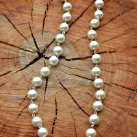 See The Beauty Necklace - Extra Large Pearl
