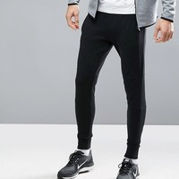 Jack & Jones Tech Joggers with Logo at asos.com