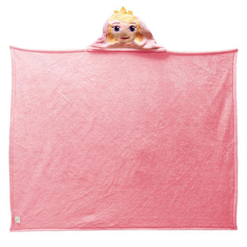 Disney Princess- Hooded Aurora  Micro Raschel Hooded Character Throw with Hood