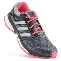 adidas Response Boost Women's Running Shoes (Grey)