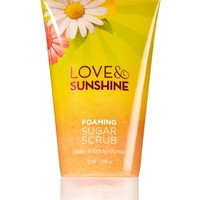 Foaming Sugar Scrub Love & Sunshine
