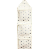 Canvas Wall Storage Hanger - from H&M