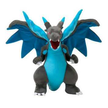 Pokemon plush dolls Charizard Pokemon Pocket Edition Plush Toys Mega 23cm fire dragon grate Charizard toy 9.5inch