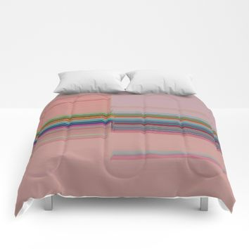 Off-Kilter Comforters by DuckyB
