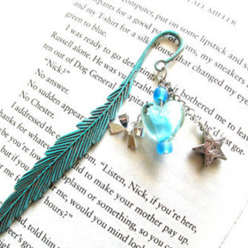 Feather Charmed BookMark