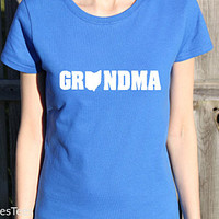 Home State Grandma Shirts, Mother's Day