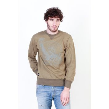 Zoo York Men Sweatshirts Green