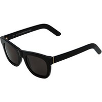 Retro Super Future 'ciccio Black' Sunglasses - Wok-store - Farfetch.com