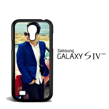 Brendon Urie Lead Vocalis X0953 Samsung Galaxy S4 Mini Case