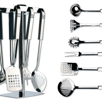 7pc Kitchen utensil set Orion