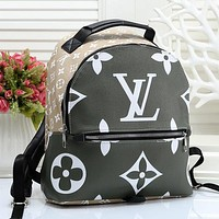 Women Fashion Leather Backpack Daypack Bookbag
