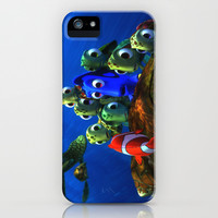 Nemo iPhone & iPod Case by ProfileDesign