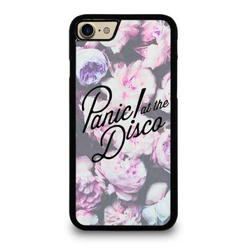 PANIC AT THE DISCO QUIZZES iPhone 4/4S 5/5S/SE 5C 6/6S 7 8 Plus X Case