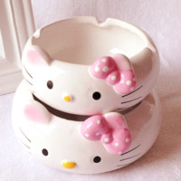 Hello Kitty Ash Tray