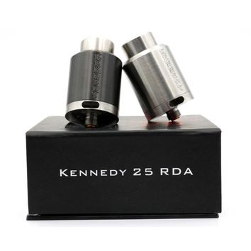 tank for Kennedy 25 RDA 25mm Atomizer rebuidable dripping atomizer dripka Vape E Cigarette Atom RBA Elektronik Sigara