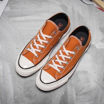 Vans Canvas Sneakers Sport Shoes Old Skool Flats G-CSXY